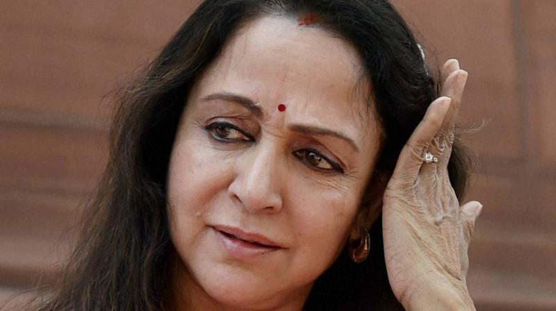 Hema Malini was recently honoured in Russia.