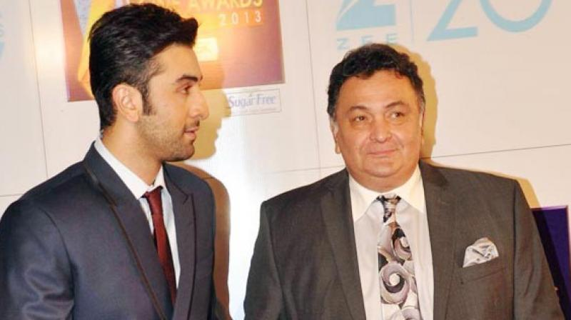 My Father Won T Give Compliments For Free Says Ranbir Kapoor On