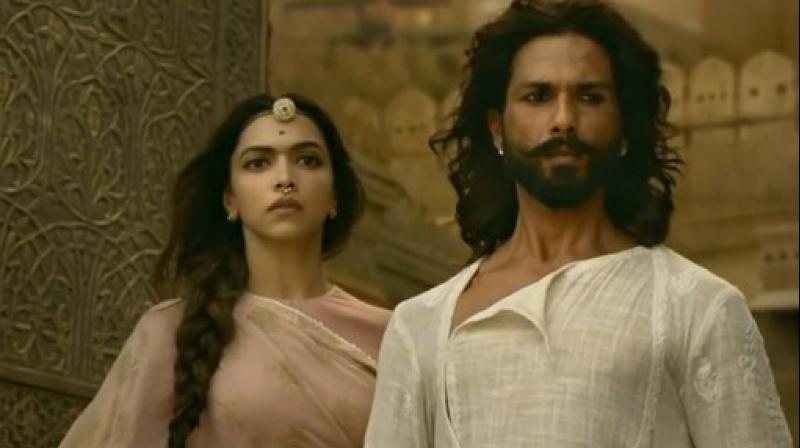 Padmaavat movie still.