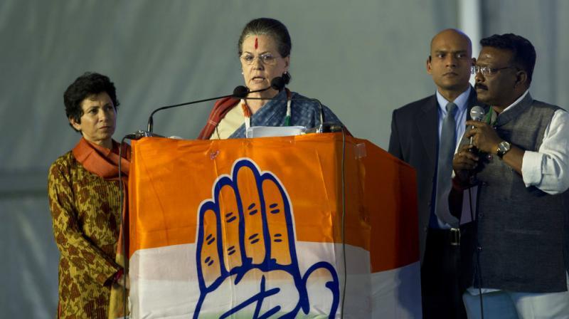 Sonia Gandhi   (Photo: AP)