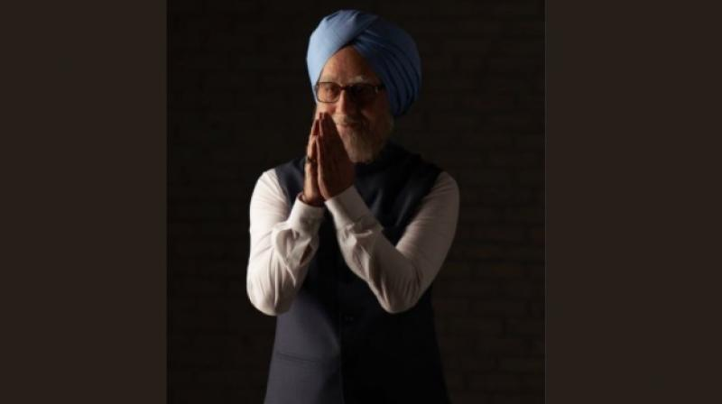 The Accidental Prime Minister is slated to release on December 21. (Photo: Twitter/@AnupamPKher)