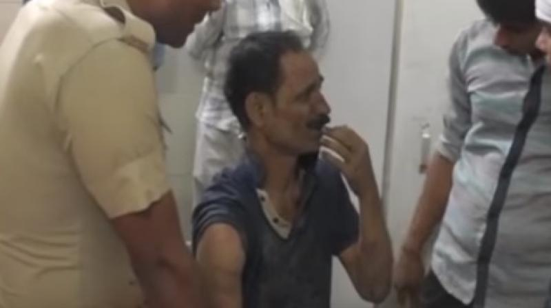 The attack came after the family's failed attempts to get justice for their 18-year-old daughter, who was allegedly raped by BJP MLA Kuldeep Singh Sengar and his brother Atul Singh in June, 2017.  (YouTube | Screengrab)