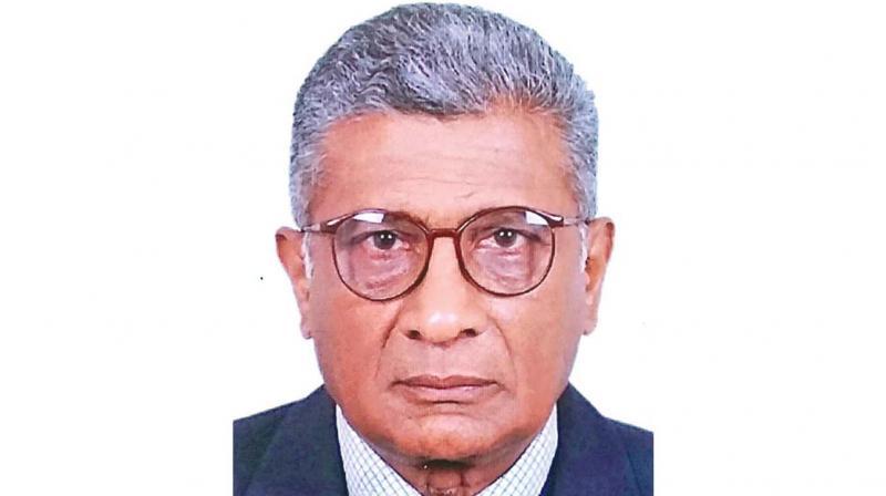Dharmalingam Venugopal.