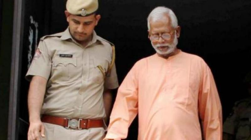 Swami Aseemanand. (Photo: PTI/File)