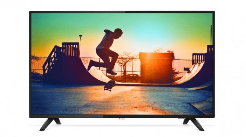 (Photo: 55-inch 4K Ultra Slim Smart LED TV)