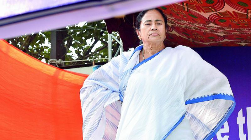 West Bengal Chief minister Mamata Banerjee (Photo:Asian Age)