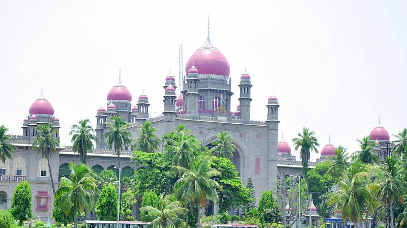 Telangana High Court.