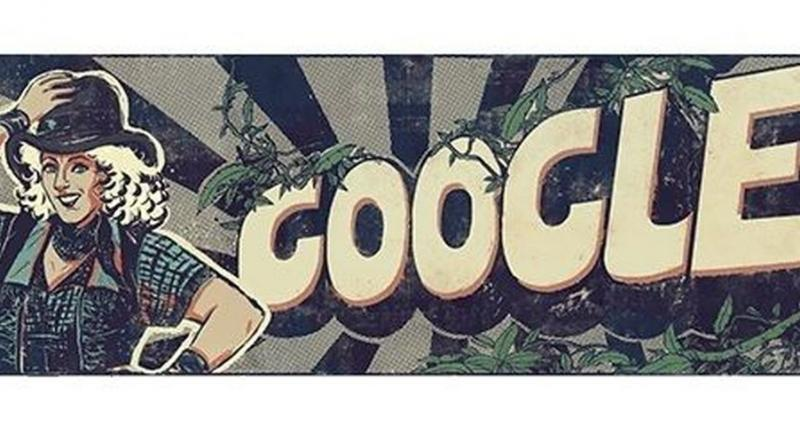 Google Doodle celebrates Bollywood's Fearless Nadia