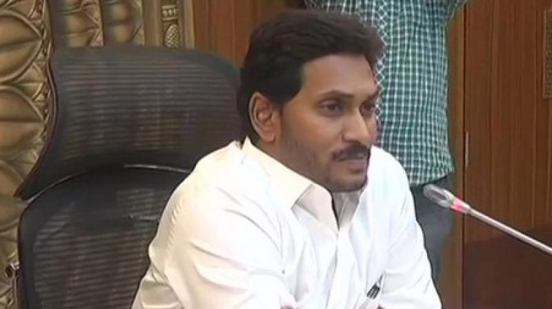 The YSRCP decided to give the speaker position to Tammineni Seetaram, a senior leader from the North Andhra region. Kona Raghupati will be elected as Deputy Speaker. (Photo: ANI)