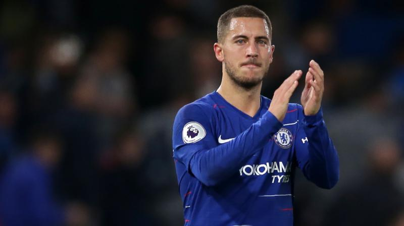 Even though Madrid have craved Hazard for years, the Belgian's arrival is just one step in a huge rebuilding process. (Photo: AFP)