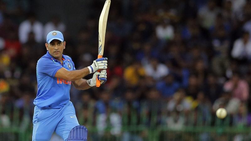 While Dhoni remains the first-choice keeper till the World Cup, Prasad indicated that young Pant is a long-term investment. (Photo: AP)