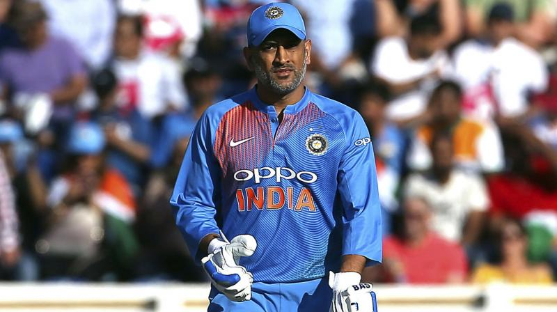 Dhoni, who has been horribly out of touch as a batsman during the past two years, was expected to be a part of Jharkhand's quarter-final against Maharashtra. (Photo: AP)