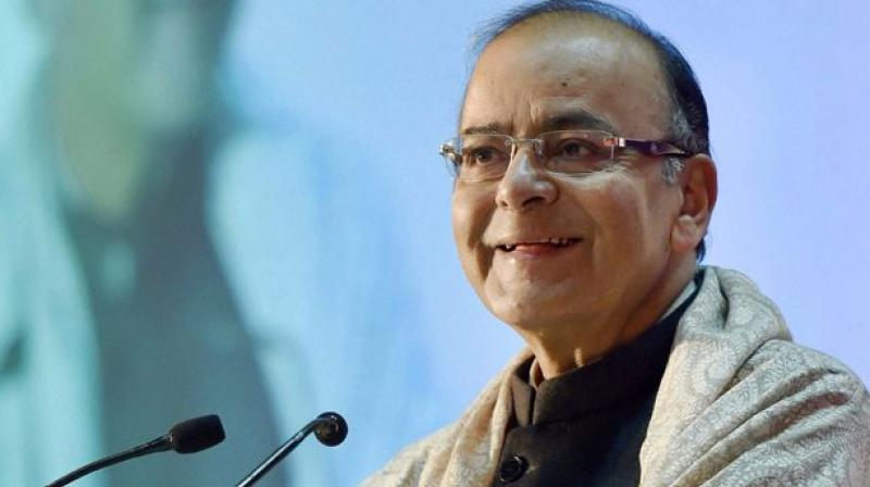 Jaitley: India has standardised itself for growth rate of 7-8%