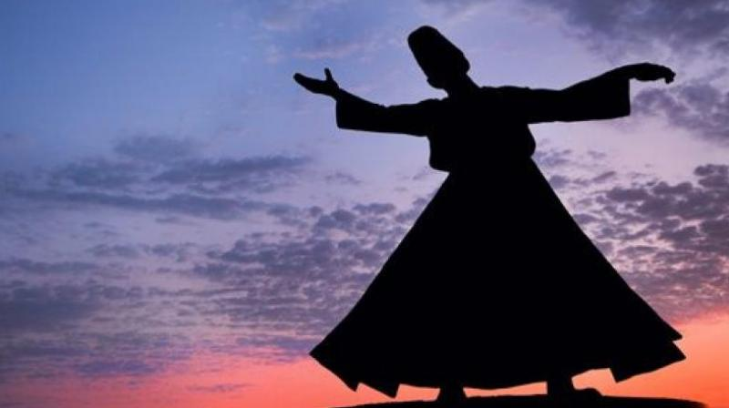 The great Sufi Muhasibi spent his life in Baghdad where he studied from the leading teachers of the time, the Arabic word Muhasaba, meaning someone who takes account.