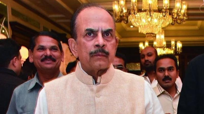 Telangana Deputy Chief Minister Mahmood Ali