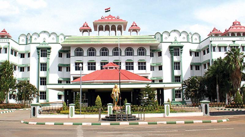 Madurai Bench of the Madras High court
