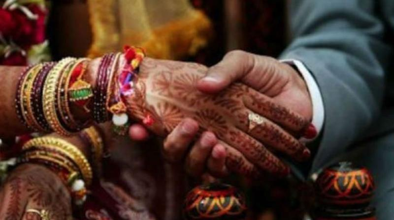 In a nationwide survey in 2006 conducted among youth aged between 14 and 33 years, only 28 per cent were willing to regard marriage between men and women belonging to different castes or communities as acceptable while a whopping 67 per cent considered it as unjustified.