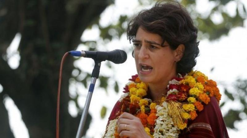 Priyanka Gandhi Vadra (Photo: PTI)