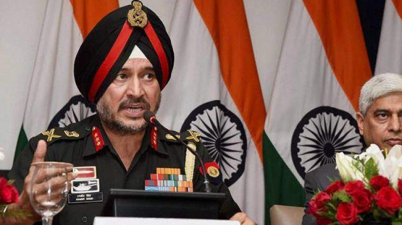 Image result for Disconnect between intent of Pakistan Army HQ, troops: DGMO