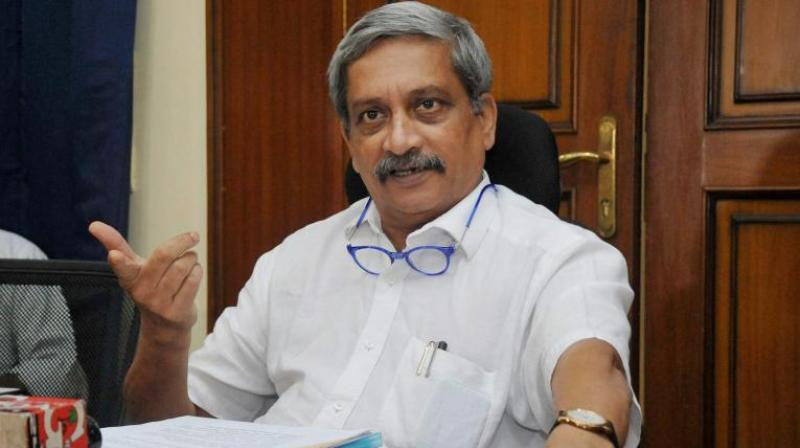 BJP president Amit Shah had said Sunday that Parrikar would continue in his post and announced that a reshuffle of the state's ministers would soon take place. (Photo: File | PTI)