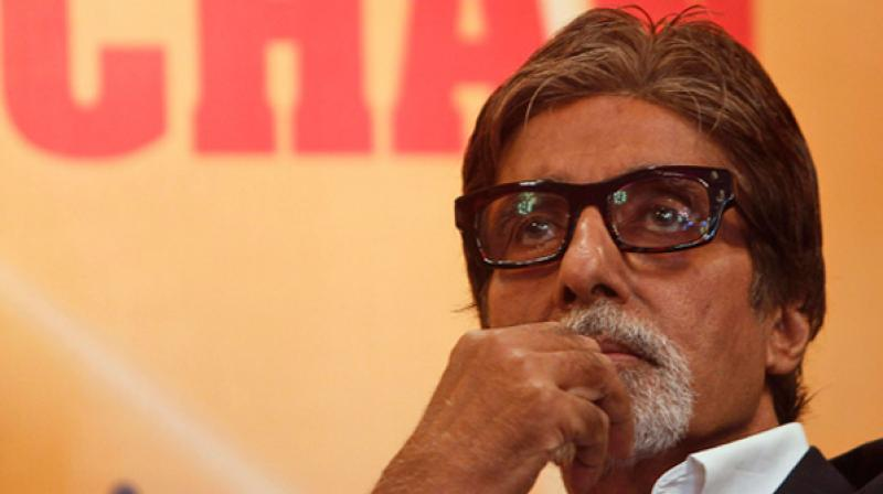 Amitabh Bachchan recently starred in the successful '102 Not Out.'