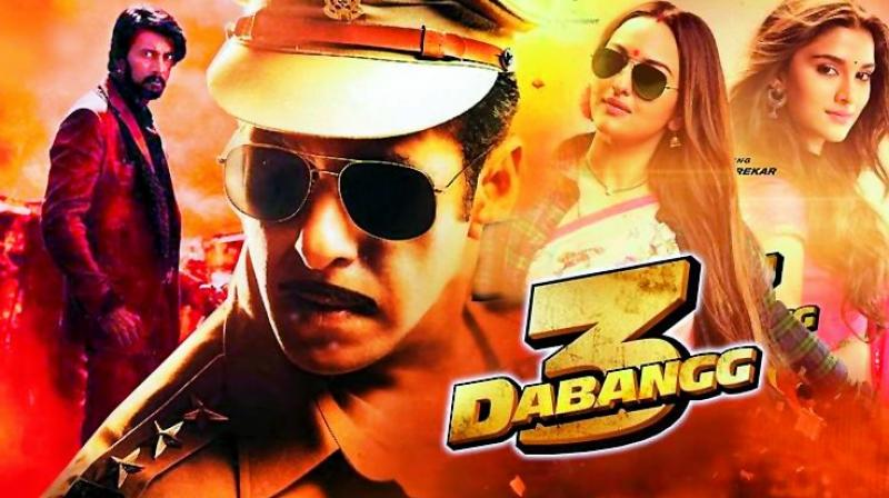 The Bigg Bang of December is, of course, the Salman Khan franchise film Dabangg 3 on December 20, which is expected to be among the top three hits of the year along with the Yash Raj-Hrithik-Tiger Shroff actioner WAR and Akshay Kumar's Housefull 4.