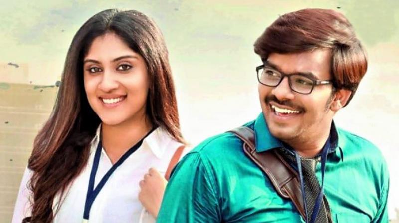 Sudigaali Sudheer and Dhanya Balakrishna