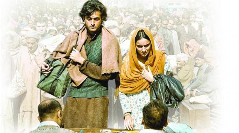 Shikara movie review: Kashmiri Pandits, with a saffron spin