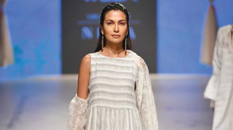 Eka at Lakmé Fashion Week 2019