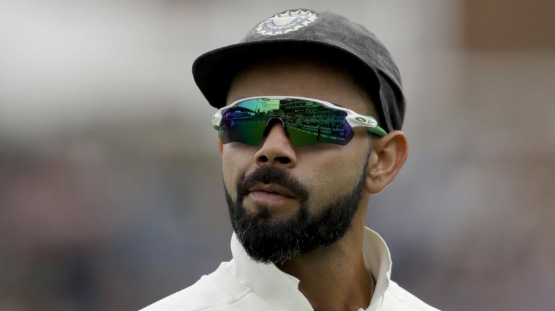 Kohli's letter follows PETA India's complaint to the Chief Wildlife Warden of the Rajasthan Forest Department, which resulted in a show-cause notice being issued to 'Number 44's' custodian, Wasid Khan, holding him responsible for the abuse. (Photo: AP)