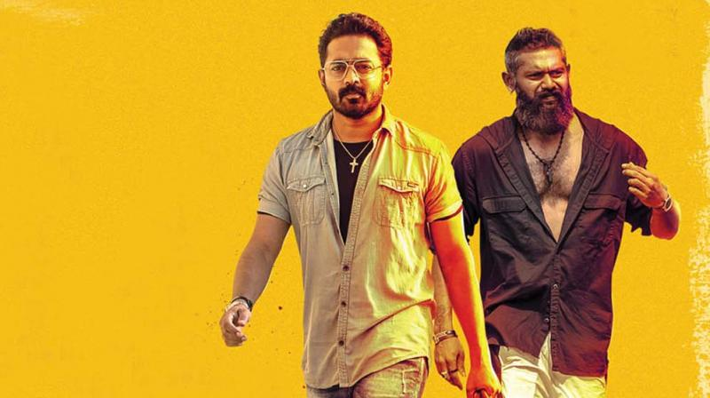 Music by Yakzan Gary Pereira and Neha Nair is another highlight of the movie. When it comes to mass movies, noisy background music is a common thing. They have taken a detour from the common place. It is loud where it is needed to be. It won't pierce your ears.