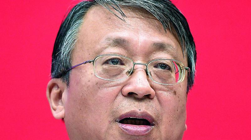 shen chunyao,  Director, Law Commission