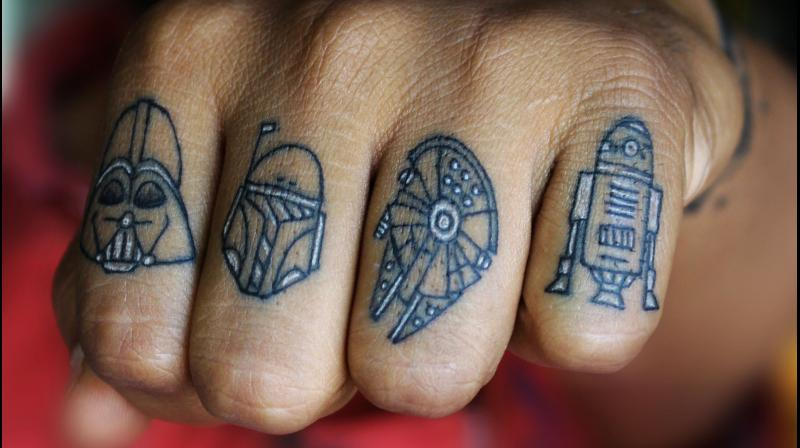2fbc6ba67 Celebrity tattoo artist Vikas Malani has listed the tattoo styles which are  going to dominate the