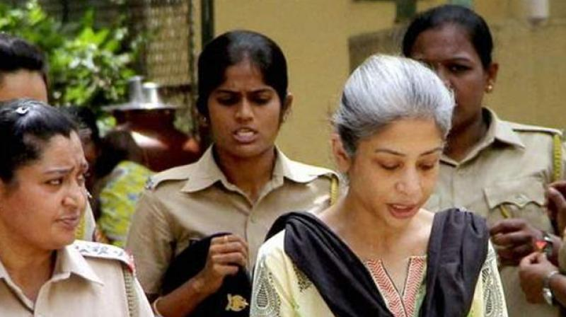 A special court on Monday allowed the CBI to question former media baron Indrani Mukerjea, jailed for allegedly killing her daughter, in connection with the INX Media corruption case, in which former Union finance minister P Chidambaram has been arrested. (Photo: File)