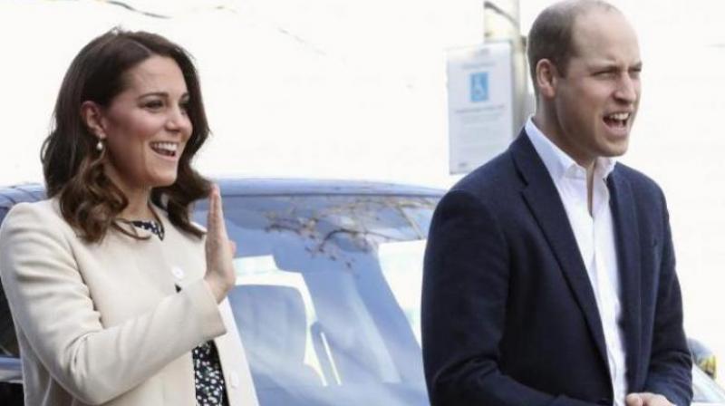 Duke and Duchess of Cambridge. (Photo: AFP)