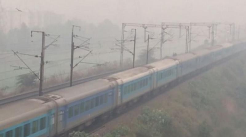 The pollution control board and Uttar Pradesh government has issued guidelines to reduce air pollution in the region. (Photo: ANI)