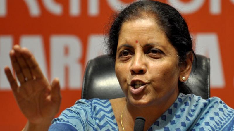 'Economic slowdown is not so bad in India & China': Nirmala Sitharaman