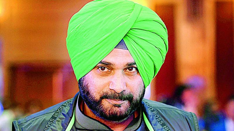Country will be finished if Modi returns: Navjot Singh Sidhu