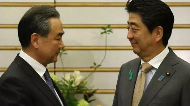 Bilateral visits by Abe and Chinese President Xi Jinping are also being planned. (Photo: AFP)