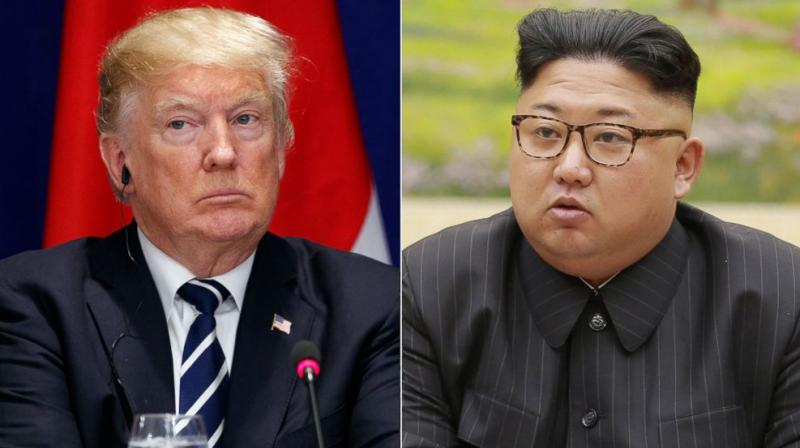 The White House announced that Trump will host Moon at the White House on May 22, in talks aimed at demonstrating allied unity before the Trump-Kim summit. (Photo: AP)