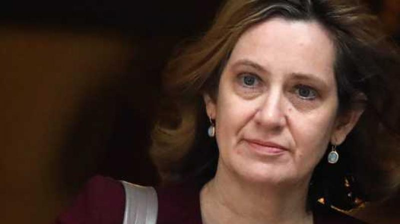 Amber Rudd Apologises She Didn't Know About Deportation Targets