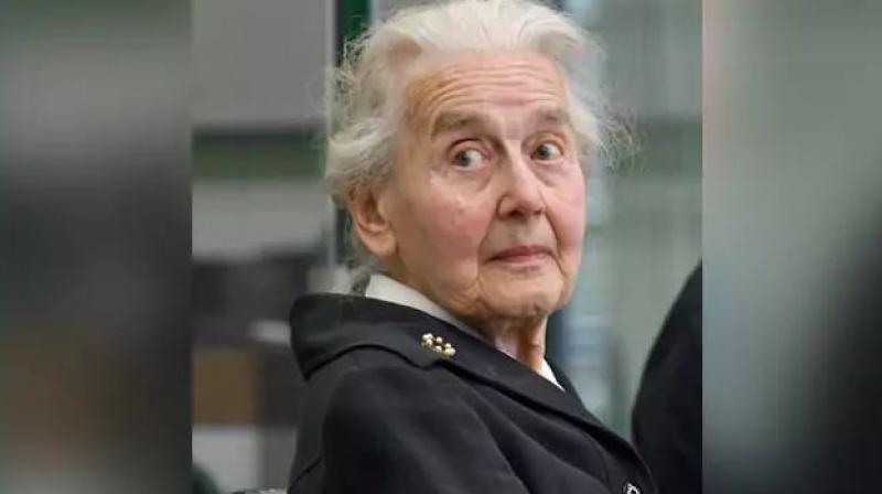 German police hunting for 'Nazi grandma' as she skips jail
