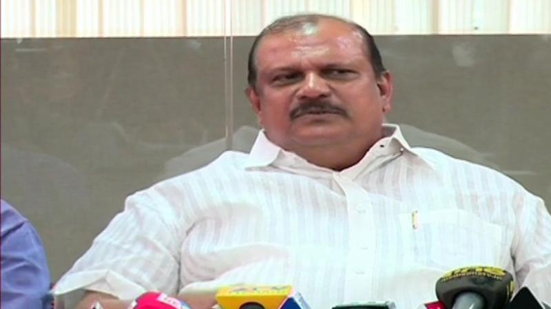 'Other than retracting the word prostitute, I stand by everything else I have said on the topic. I stand by it a 100 per cent,' Kerala MLA P C George added. (Photo: File | ANI)
