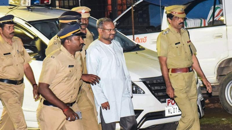Mulakkal was produced before the court after completing his two-day police custody. (Photo: File)