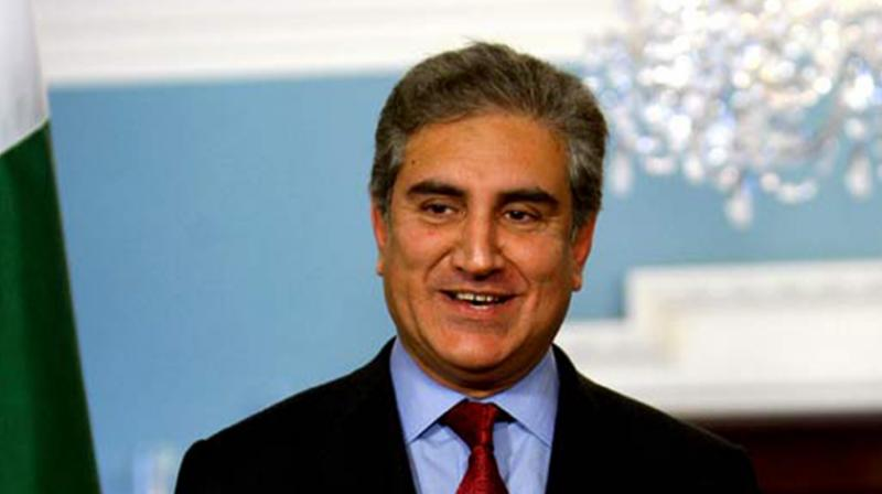 'Hiding away from issues will not make them disappear. It will not improve the situation in Kashmir,' Qureshi said.