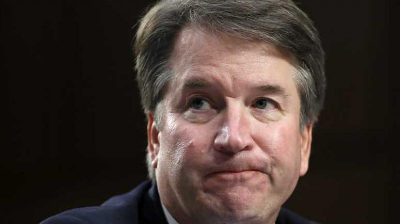 Kavanaugh accuser says he doesn't belong on Supreme Court