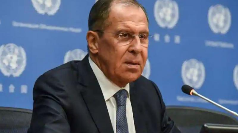 On asking if the proposed USD 8.5 billion defence deal with Russia was on hold, Lavrov said, 'I haven't heard anything about the timing, postponement, or about putting anything on hold.'  (Photo: AFP)