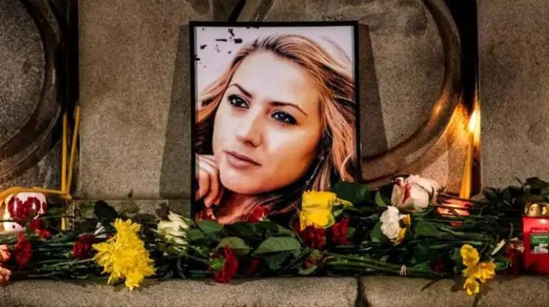 Viktoria Marinova: Arrest over Bulgarian journalist's murder