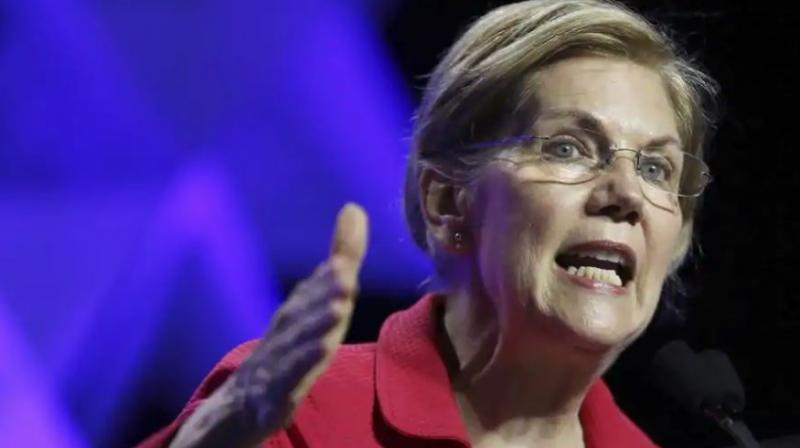 Seeking to stand out in a crowded field vying to be the Democratic candidate for president in 2020, Warren said at a campaign event in Queens that it was time to challenge the increasing dominance of America's biggest technology companies.