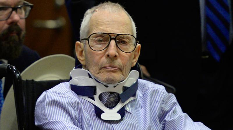 Trial ordered for Robert Durst in slaying of friend in LA